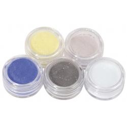Colored Powder Deco set 1
