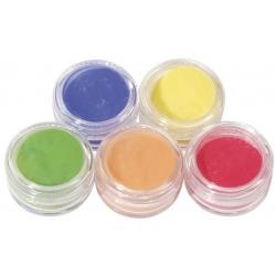 Colored Powder Deco set 2