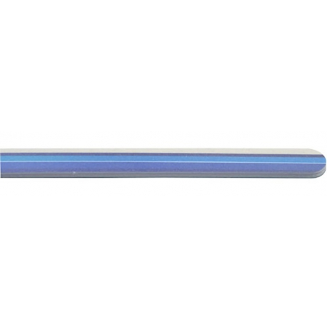 Lined File Blue