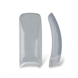 Nail Tips Transparent NTT - 250pcs