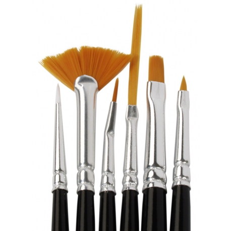 Brush Deco Kit