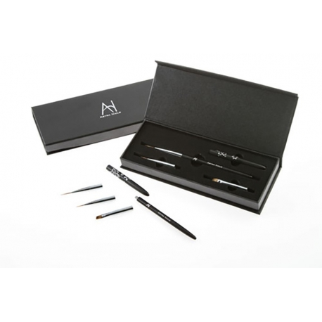 Astra Nails Brush Set Deluxe