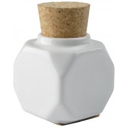 Porcelain Pot With Cork