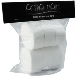 Nail wipes Roll