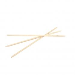 Orange Wood Stick