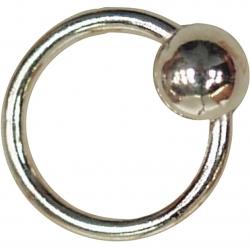Nail Piercing Silver