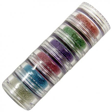 Microballs set n°1 - 6 x 5gr