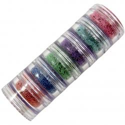 Microballs set n°3 - 6 x 5gr