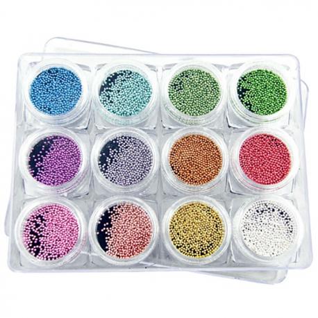 Microballs set n°4 - 12 x 1gr