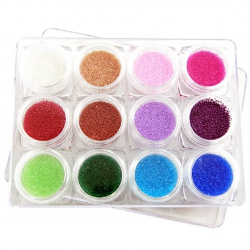 Microballs set n°5 - 12 x 5gr