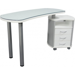 Astra Nail's Manicure Table - simple
