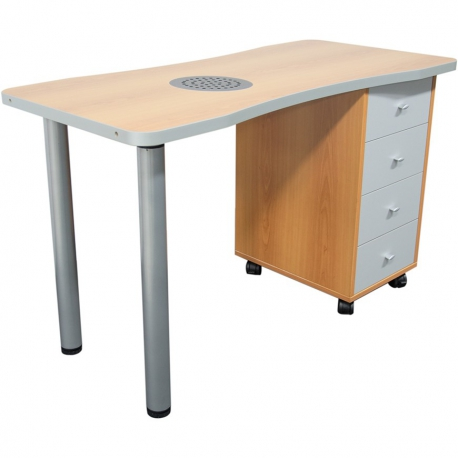 Tavolo Table with exhaust system