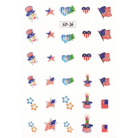 Sticker Decal-Stripe-Sticker deco