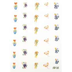 Sticker Decal-Stripe-Sticker deco