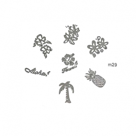 Stamping Plate - M29