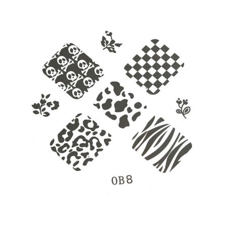 Stamping Plate - OB8